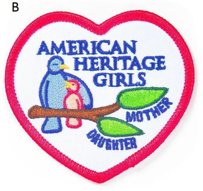 Mother Daughter Patch B 4130 Uniform Accessories