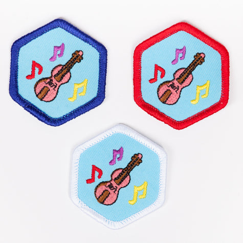 Music Appreciation Badge 4140 Badges