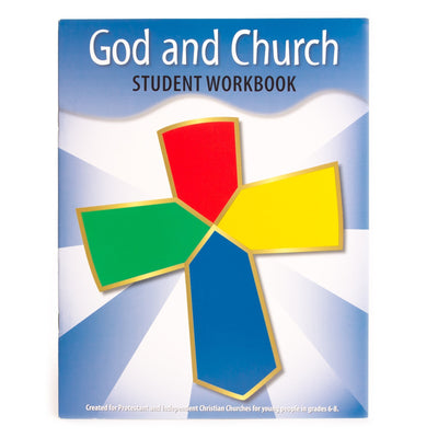 P.r.a.y. Student Workbook God And Church - Gr. 6-8 4120 Religious Sales