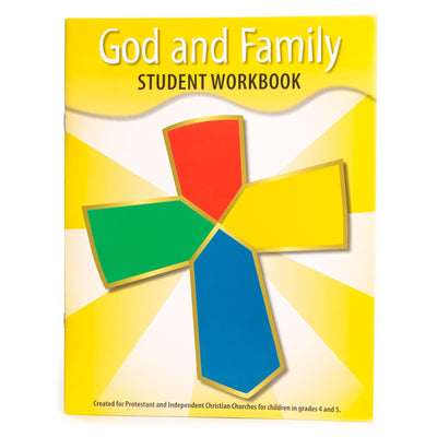 P.r.a.y. Student Workbook God And Family - Gr. 4-5 4120 Religious Sales