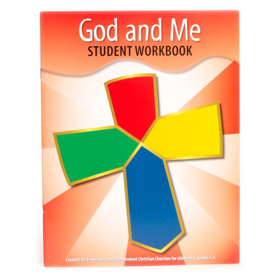 P.r.a.y. Student Workbook God And Me - Gr. 1-3 4120 Religious Sales