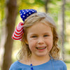 AHG Patriotic Hair Bow