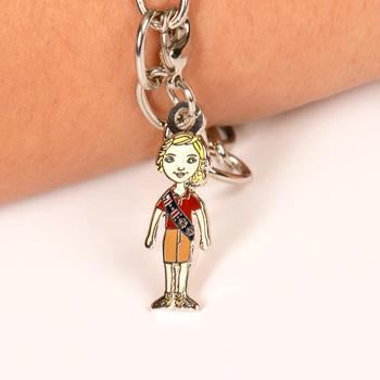 Ahg Paperdoll Charm Patriot 4095 Gift Sales