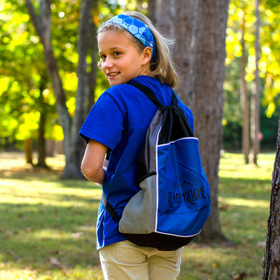 Reach Higher Drawstring Daypack