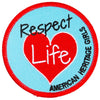 Respect Life Patch 4130 Uniform Accessories