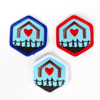 Together As A Family Badge 4140 Badges