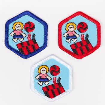 Toys And Games Badge 4140 Badges