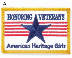 Veterans Day Patches A 4130 Uniform Accessories