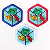 Zoology Badge 4140 Badges