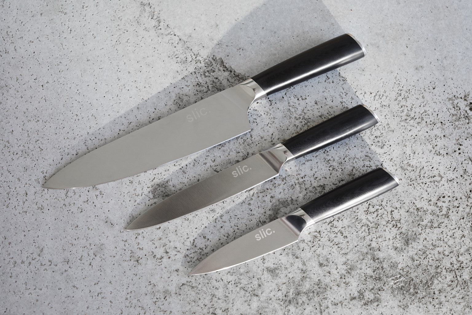 Essentials knife set