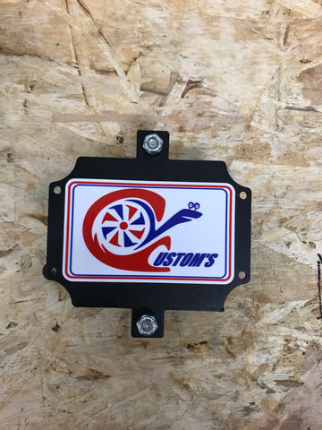 Lightweight Polaris Battery Box