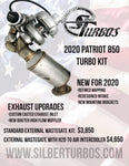 Polaris Patriot 850 Turbo Kit