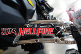 RAPTOR 37-R HELLFIRE BILLET SUSPENSION
