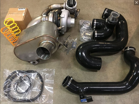 G4 850 Turbo Kit