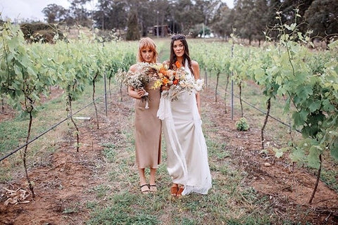 valenteen winery wedding