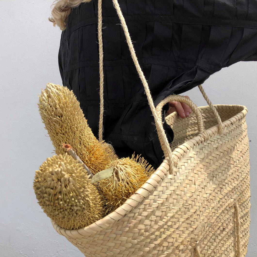 the foraging basket