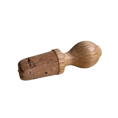 Oak Wine Stopper
