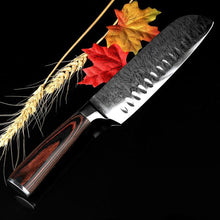 "HIGH QUALITY 7"" Japanese Santoku Kitchen Knife"