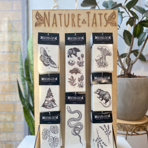 Temporary Tattoo Display Stand