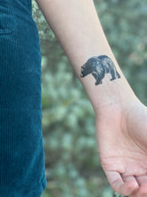 Forest Forage Temporary Tattoos