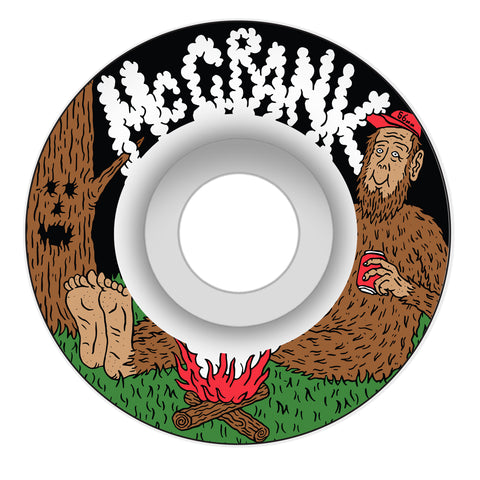 MOMENTUM WHEELS McCRANK SASQUATCH CONICAL