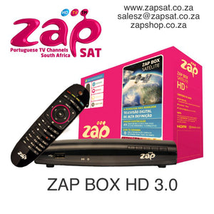 ZAP BOX HD AO