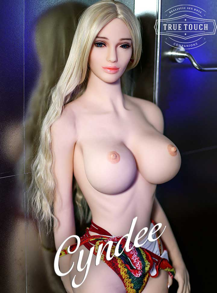 A Beautiful New Blonde Sex Doll Has Joined Our Ranks - Welcome Our Newest Love Doll Companion, Cyndee! #TheCatWalk #TrueTouchDolls