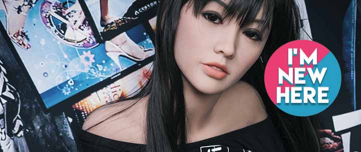 Cute Young Japanese Sex Doll With Busty Big Tits.  True Touch Dolls Asian Sex Doll Collection.