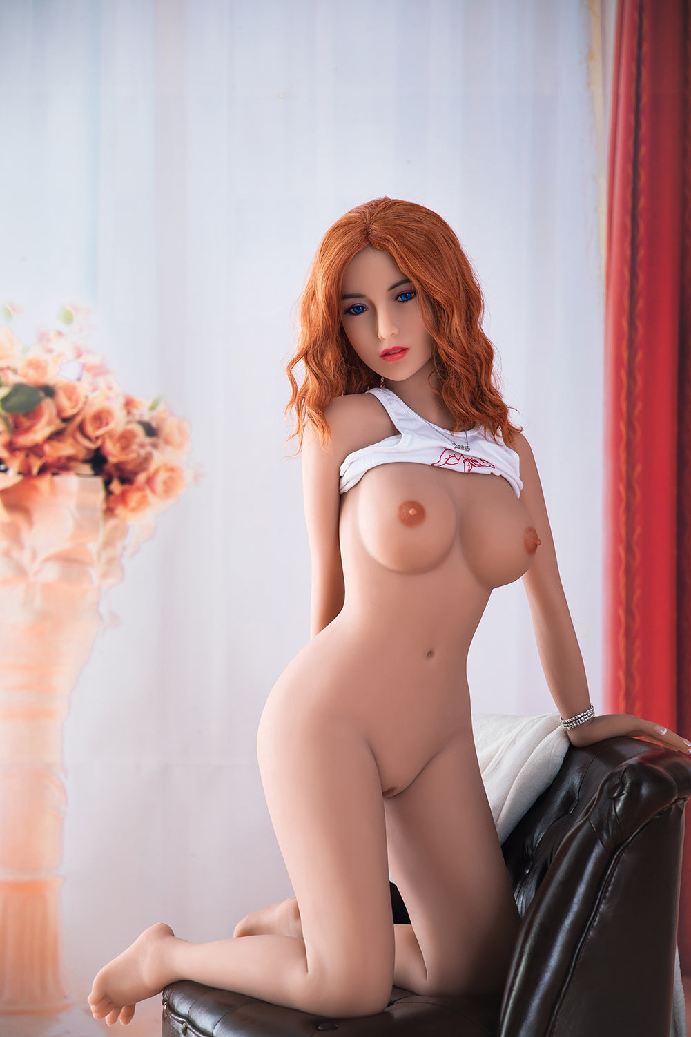 😋 Criza - Print Ad Model Sexy Sex Doll From Vacaville, California