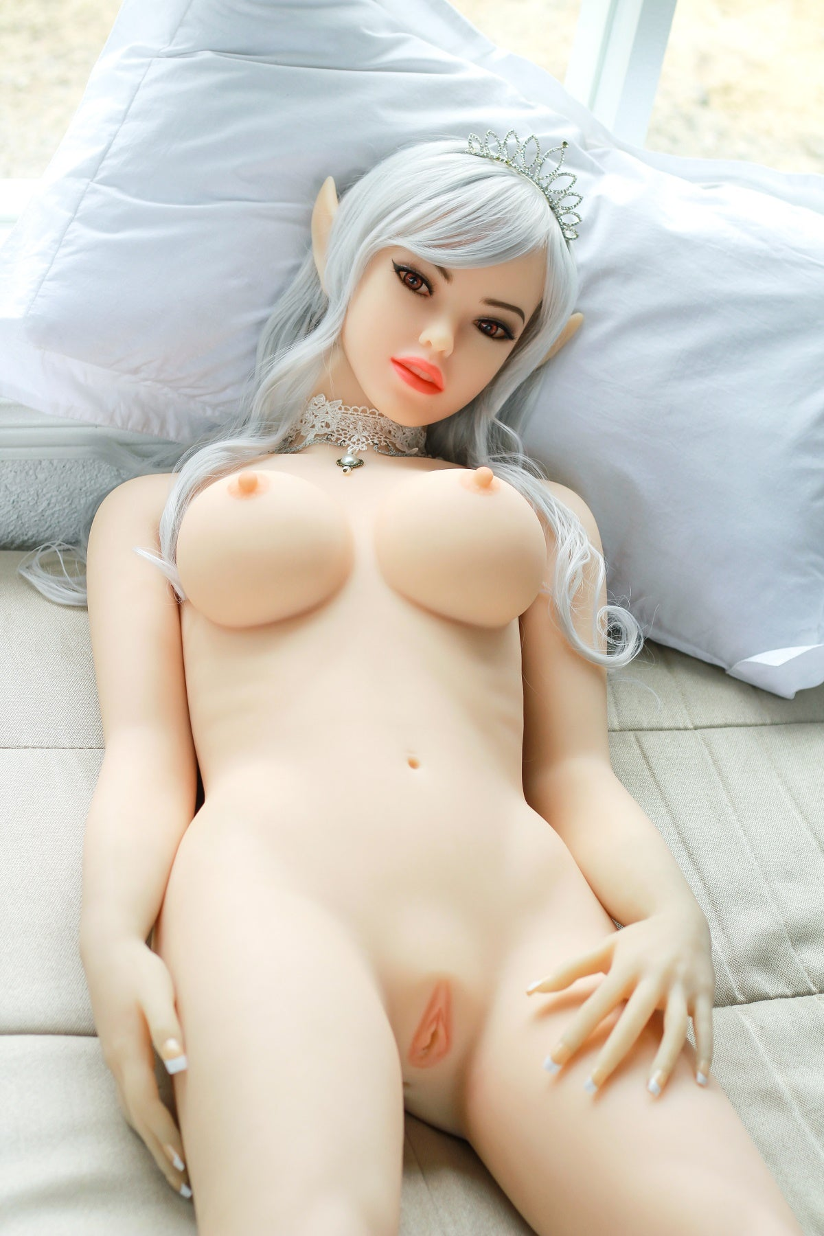 "😋 Kitty - 5'2"" Cute Cosplayer Sexy Sex Doll From Nanjing, China"
