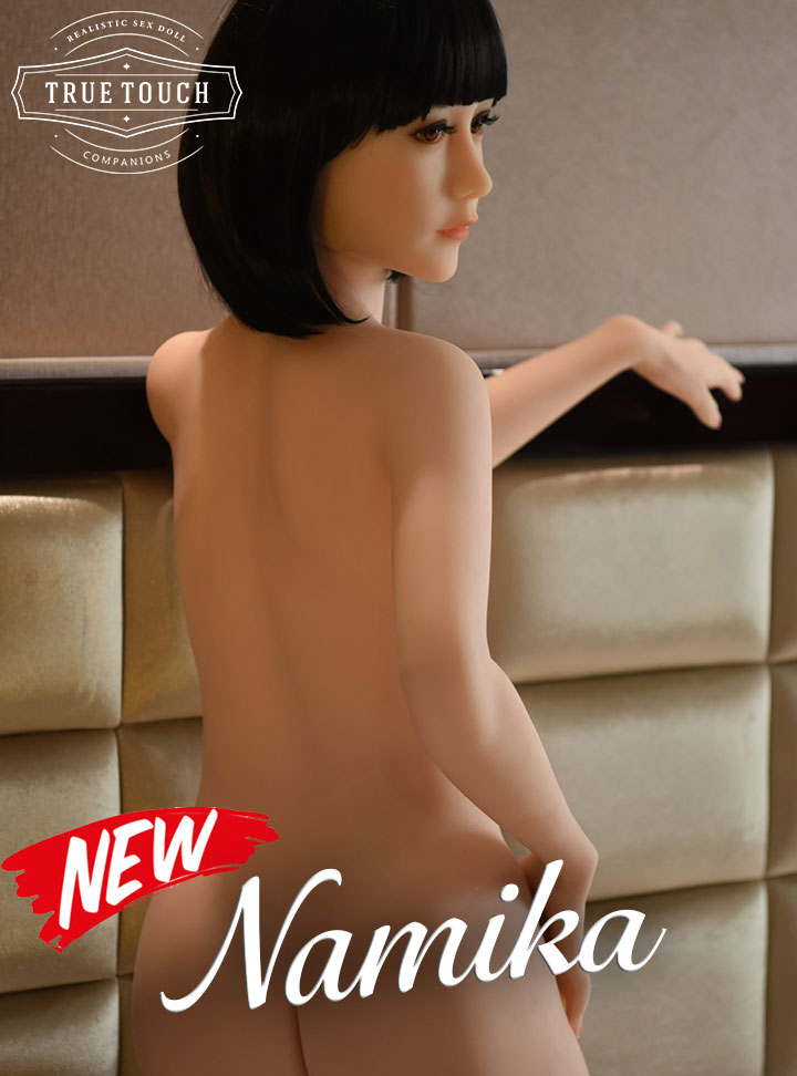 "😘 Namika - 158 cm A Cup (5'2"") Petite Flat Chest Asian Sex Doll"