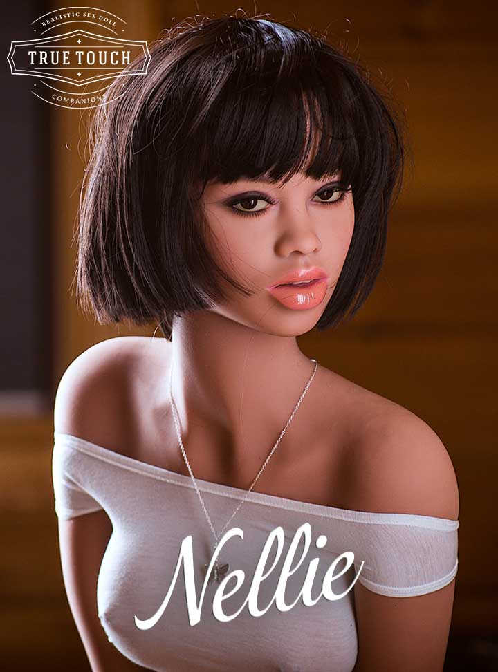 "😘 Nellie - 5'2"" Exotic Petite Sex Doll IG Model from Cincinnati, OH"