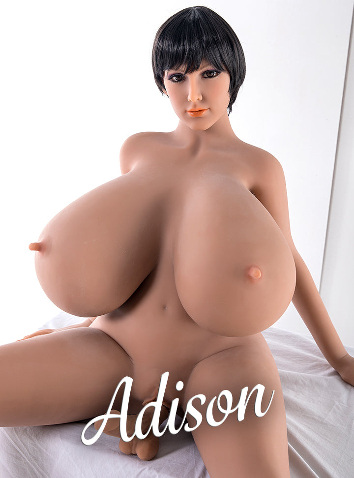 😘 Adison - 5' Big Tits Sex Doll Entertainer from Oakland, CA