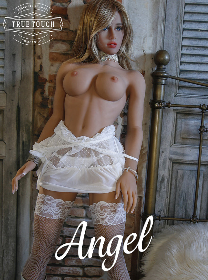 "😘 Angel - 5'5"" Real Life Sex Doll Model from Bowling Green, OH"