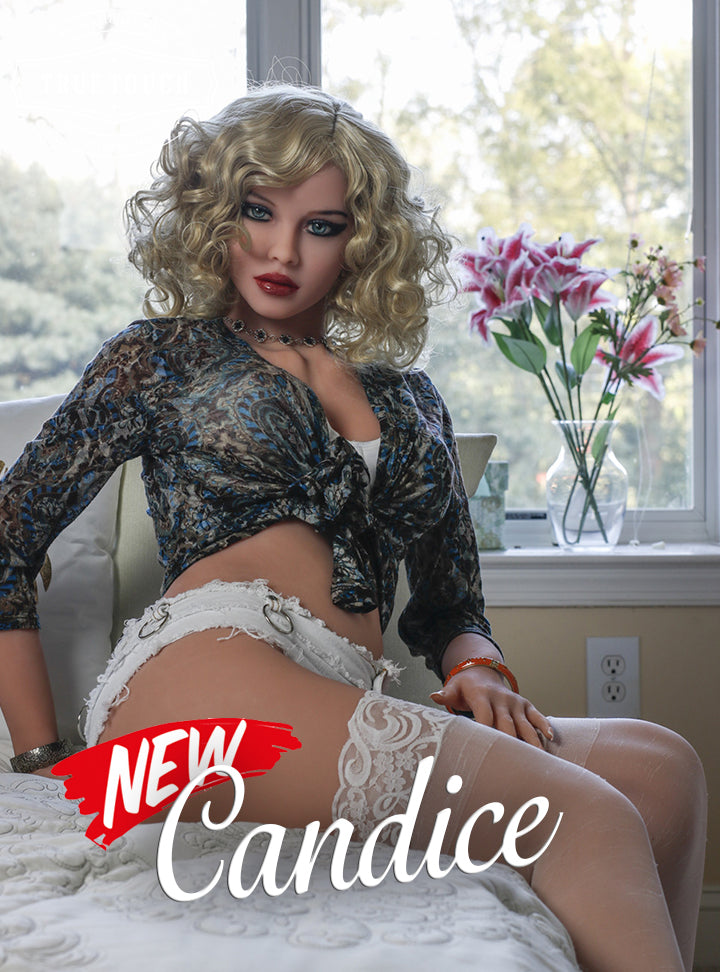 "😘 Candice - 5'3"" Stunning Model Sex Doll From Somerset, Kentucky"