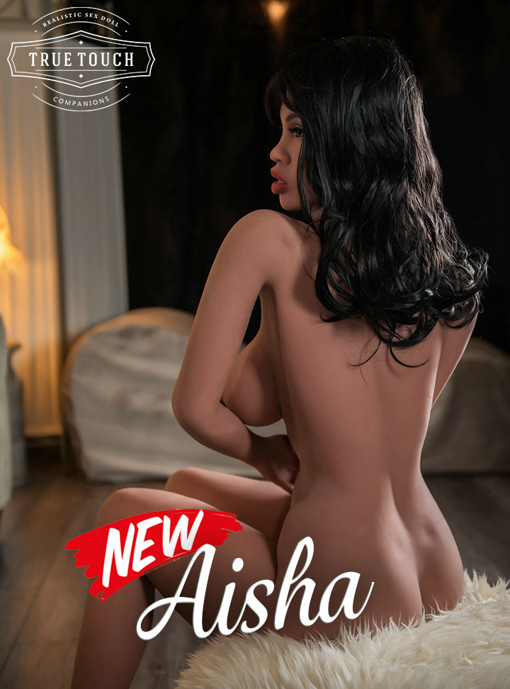 "😘 Aisha - 5'1"" Seductive Big Nipples MILF Sex Doll From Charleston, SC"