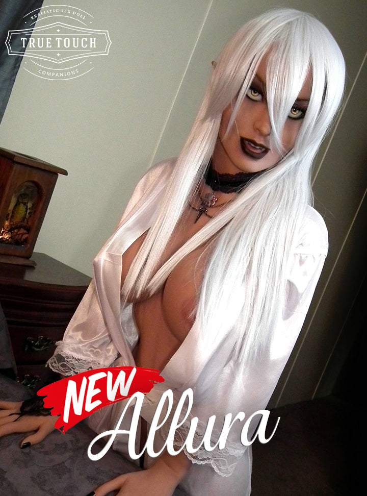 "😘 Allura - 4'10"" Werewolf Vampire Sex Doll From Portland, OR"