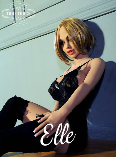 "😘 Elle - 4'10"" Sexy Seductive Vampire Sex Doll From Marquette, Michigan"
