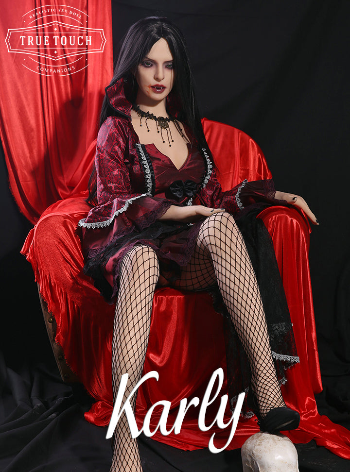 "😘 Karly - 5'7"" Sultry Vicious Vampire Sex Doll From Phoenix, Arizona"