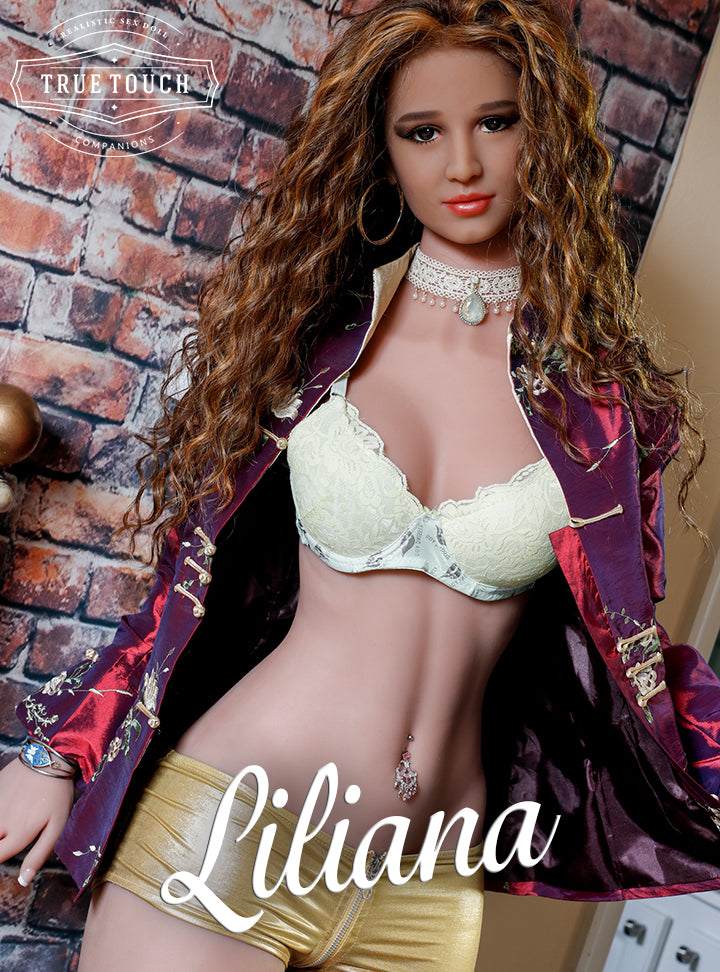 "😘 Liliana- 5'6"" Big Hips Cute Teen Sex Doll From New Castle, Delaware"