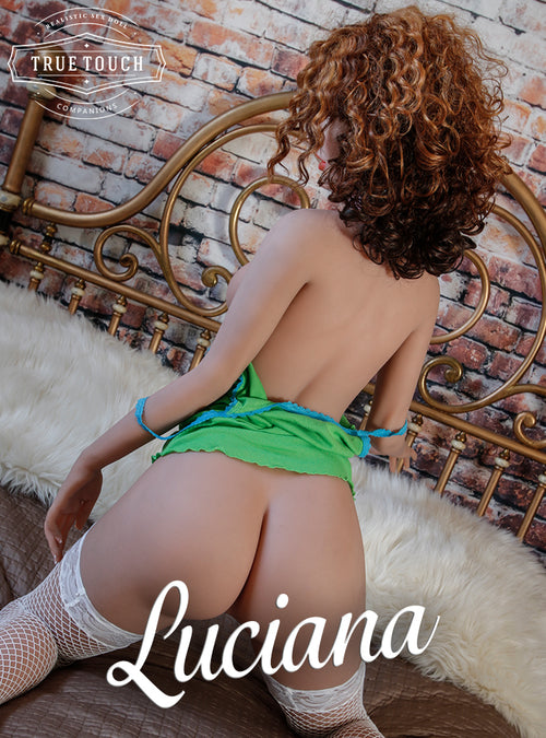 "😘 Luciana - 5'6"" Beautiful Big Hips Sex Doll Exotic Dancer from Hilo, Hawaii"