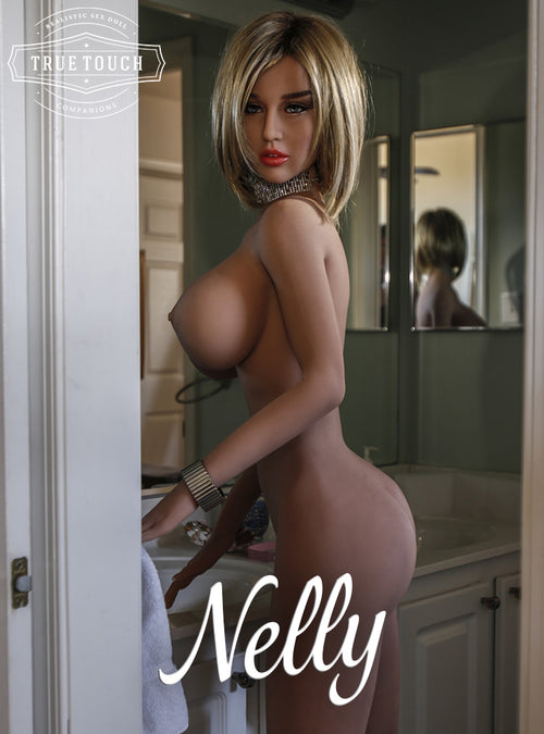 "😘 Nelly - 5'7"" Big Breasts Sex Doll Singer From Venice, Italy"