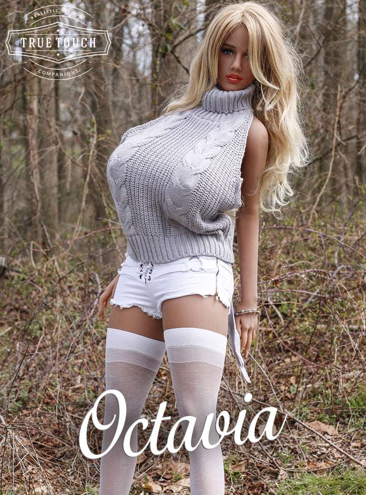 "😘 Octavia - 5'6"" Huge Breasts Sex Doll Accountant From Oakland, CA"