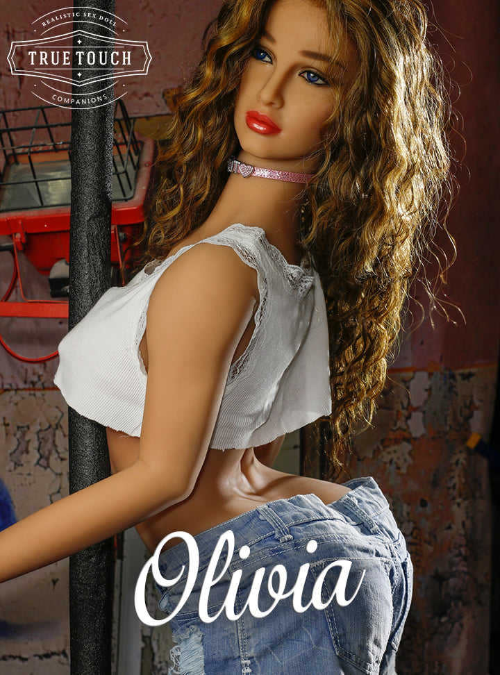 "😘 Olivia - 5'7"" Busty Sex Doll Gold Digger From Winterswijk, Netherlands"