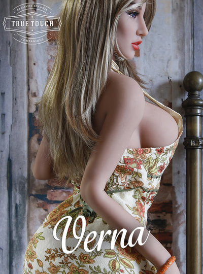 "😘 Verna - 5'7"" Gorgeous Big Breasts Sex Doll Shop Owner from Baltimore, MD"