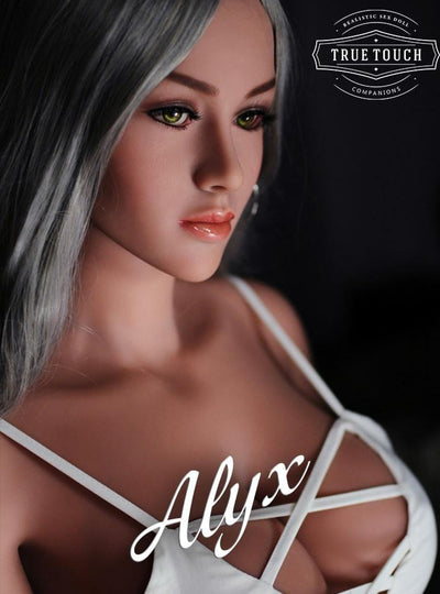 "😘 Alyx - 5'6"" Discrete Insurance Agent Sex Doll from St. Louis, Missouri"