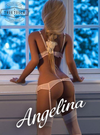 😋 Angelina - Petite Blonde Fitness Trainer Sex Doll from Boulder, CO