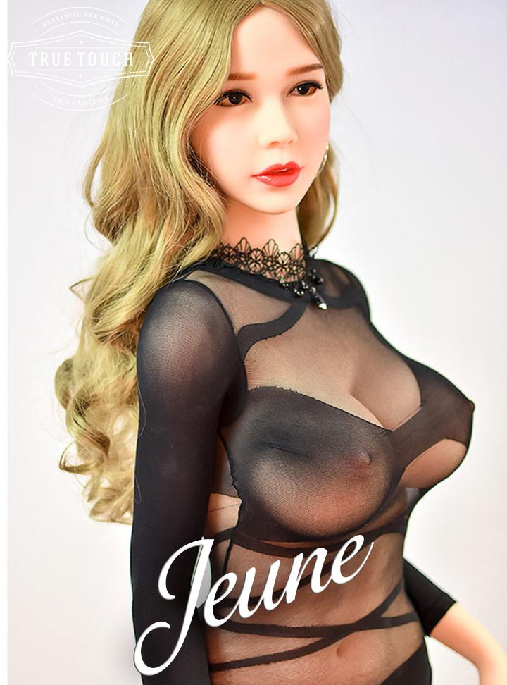 "😘 Jeune - 5'5"" Confidential Psychiatrist Sex Doll from Kitakyushu, Japan"
