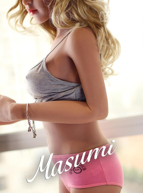 "😘 Masumi- 5'6"" Shy, Inner-Freak College Student Sex Doll from San Francisco, CA"