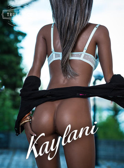 "😘 Kaylani - 5'6"" Flexible Ebony Contortionist Sex Doll from Santa Ana, CA"